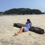 Atlantic Shore | Surf Poncho | Basic | Light Blue 1