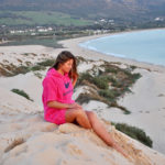 Atlantic Shore | Surf Poncho | Basic | Pink 1