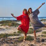 Atlantic Shore | Surf Poncho | Basic | Red 2