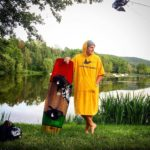 Atlantic Shore | Surf Poncho | Basic | Yellow 1