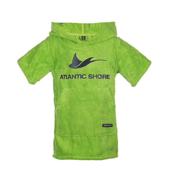 Atlantic Shore   Surf Poncho   Basic   Baby   Green