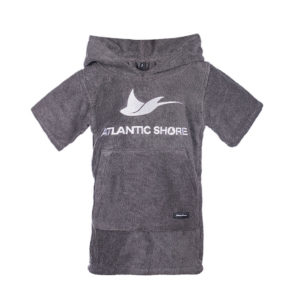 Atlantic Shore | Surf Poncho | Basic | Baby | Grey