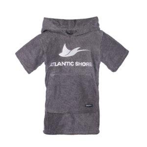 Atlantic Shore | Surf Poncho | Basic | Baby | Grey