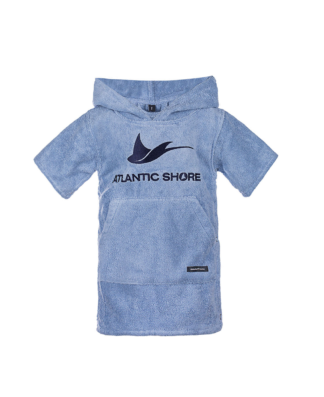 Atlantic Shore | Surf Poncho | Basic | Baby | Light Blue