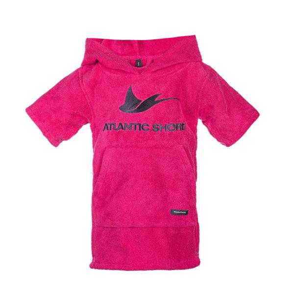 Atlantic Shore | Surf Poncho | Basic | Baby | Pink