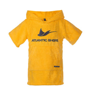 Atlantic Shore | Surf Poncho | Basic | Baby | Yellow