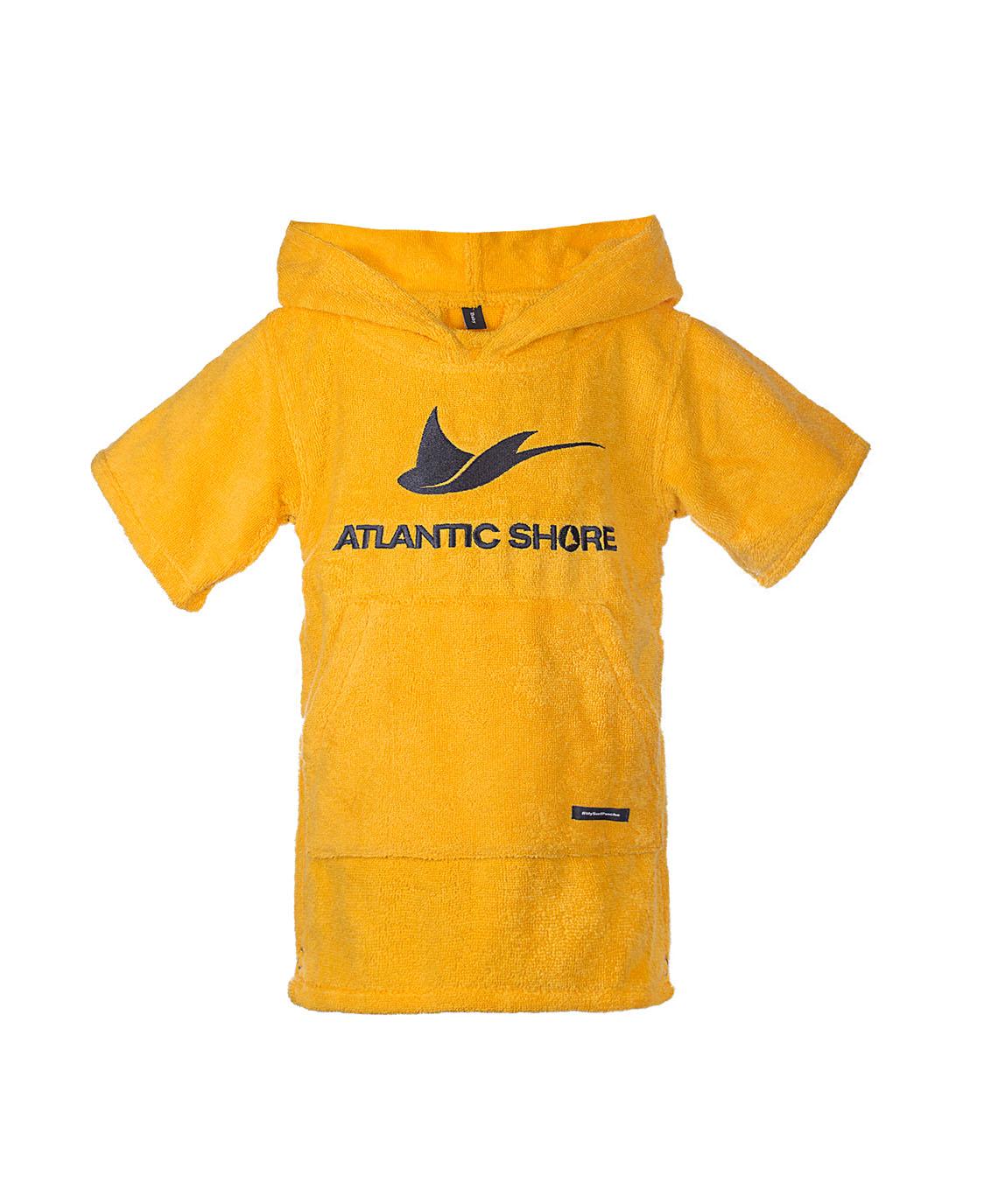 Atlantic Shore | Surf Poncho | Basic | Baby | Yellow