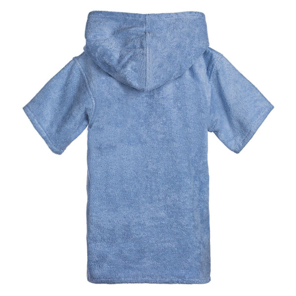 Atlantic Shore | Surf Poncho | Basic | Kids | Light Blue