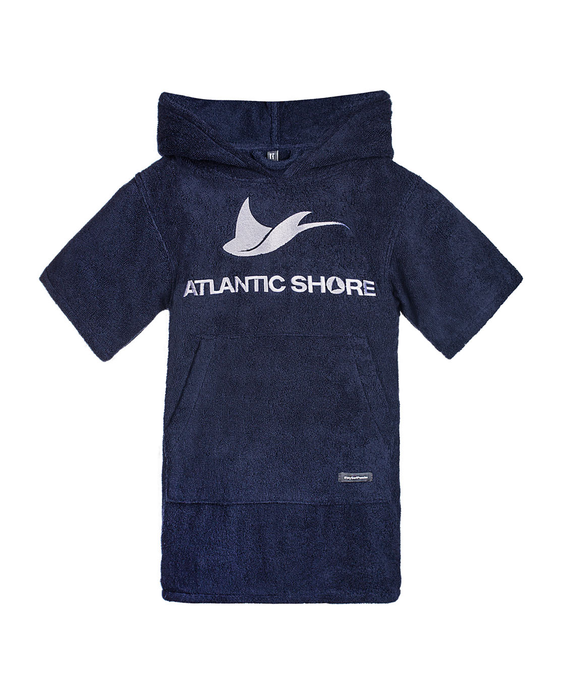 Atlantic Shore | Surf Poncho | Basic | Kids | Navy Blue