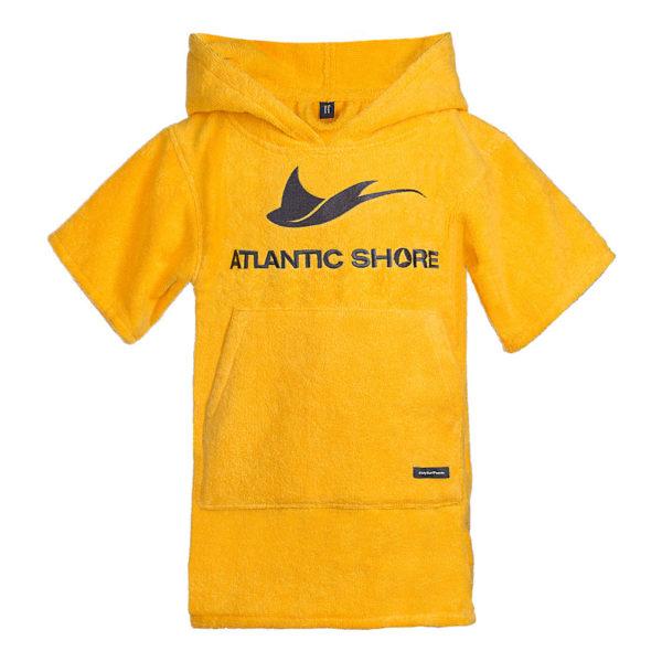 Atlantic Shore | Surf Poncho | Basic | Kids | Yellow