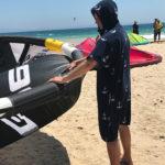 Atlantic Shore | Surf Poncho | Anchor