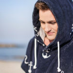 Atlantic Shore | Surf Poncho | Anchor