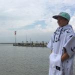 Atlantic Shore | Surf Poncho | Anchor | Kids | Offshore White