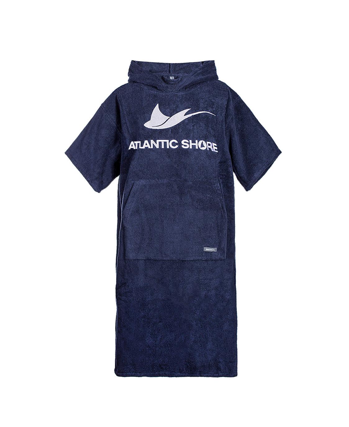 Atlantic Shore   Surf Poncho   Basic
