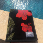 Atlantic Shore | Beach Towel | Handtuch | Hibiscus