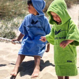 Surf Ponchos - Basic - Kinder